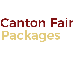 Canton Fair Packages 2020